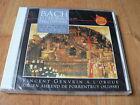 Vincent Genvrin - Bach - 13 Chorals pour le temps de Noel - CD NEUF SEALED 1991
