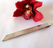 älterer Rusch Krawattenhalter 835 Silber Krawattenklemme/ bj 760