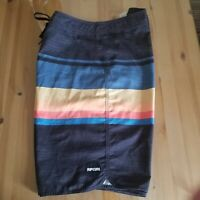 Rip Curl Men's Board Surf Shorts Swim Trunks Sz 38