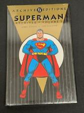 DC ARCHIVES EDITION, SUPERMAN ARCHIVES VOL 5, HARD COVER, HC, SEALED (CC2)