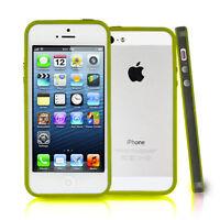 Accesorio Funda Carcasa Gel De Silicona Parachoques Lujo Apple iPhone 5/ 5S