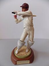 Brian Lara - The Art Of Sport Cricket Figurine Endurance Cheshire,Ltd Edition