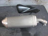 OEM Suzuki GSXR600 Exhaust Muffler 2014