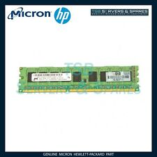 Micron HP 500210-571 4GB PC3-10600E DDR3-1333Mhz, 2RX8 ECC Unbuffered RAM