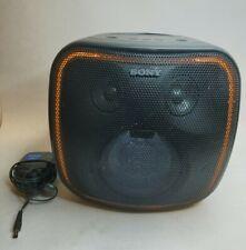 Sony SRS-XB501G Extra Bass Google Assistant Bluetooth Speaker - Black. -Read