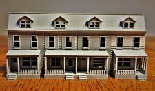 N-Scale Pennsylvania Row House -1:160 Scale Building
