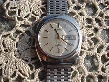 orologio montre reloj uhr watch wrist polso eberhard automatico con giorno data