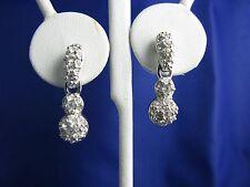 Swarovski Dangling Earrings
