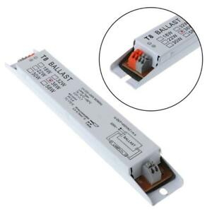 220-240V AC 36W Wide Voltage T8 Electronic Ballast Fluorescent Lamp Ballasts New