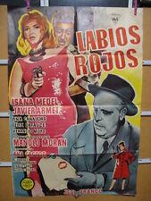 A6524 LABIOS ROJOS JESUS FRANCO MANOLO MORAN