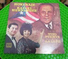 Tito Puente Y La Lupe Homenaje A Rafael Hernandez CD