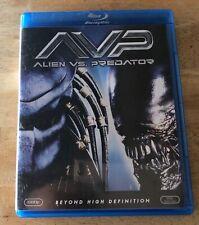 AVP Aliens Predator blu ray dvd
