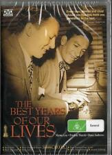 THE BEST YEARS OF OUR LIVES -  NEW & SEALED DVD FREE LOCAL POST