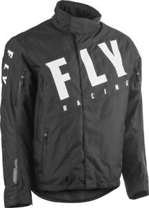 Fly Eacing fly SNX Pro Snow Jacket Black 4XL