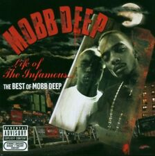 MOBB DEEP - LIFE OF THE INFAMOUS: THE BEST OF MOBB DEEP  CD NEW