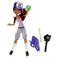 Monster High Ghoul Sports Clawdeen Wolf Doll BJR12