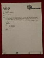 Internal Capitol Records Memo Paul McCartney Press to Play additional songs
