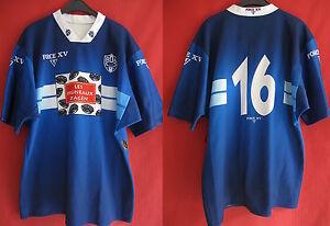 Maillot Rugby Force 15 Sporting union Agen SUA Pruneaux d'Agen Porté - XXL