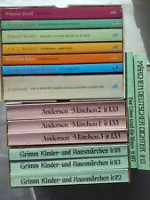 Märchen aus Deutschland + Dänemark , Märchen und Sagen Sammlung Taschenbücher