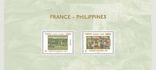 Frankrijk / France - Postfris / MNH - Sheet Joint Issue France-Philippines 2017