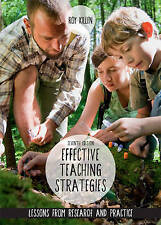 Effective Teaching Strategies: Lessons from Research and Practice by Roy Killen (Paperback, 2015)