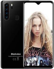 """Smartphone Blackview A80 Pro, écran 6,49"""", 4Go+64Go, batterie 4680mAh, 4G, noir"""