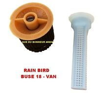 Buse 18 VAN pour Arroseur Tuyère UNI SPRAY RAIN BIRD Arrosage Automatique