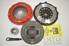 XTD STAGE 1 RACE CLUTCH & FLYWHEEL KIT 93-99 ECLIPSE TALON LASER FWD TURBO GST