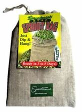 Sproutman's Hemp Sprout Bag ~ Sprout Seeds Easily at Home