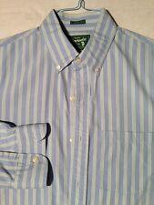 Abercrombie & Fitch Men's Casual Dress Shirt Size Large Muscle VGUC 130528016