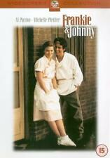 Frankie & Johnny [DVD] [1992] Al Pacino; Michelle Pfeiffer NEW SEALED FREEPOST