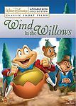 Disney Animation Collection : Wind in the Willows : New DVD Ships Free USA