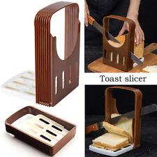 Brotschneidemaschine Brotschneider Allesschneider Klappbar Brot Toast Küche Tool