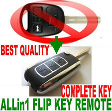 BENTLEY STYLE FLIP KEY REMOTE FOR LEXUS ES300 LS400 KEYLESS ENTRY FOB CHIP alarm