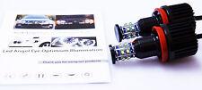2 X 120W H8 CREE LED Angel Eyes BMW F01 F02