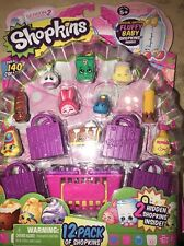 Shopkins Season 2 12 Pack Fluffy Baby (what u see is what u get)