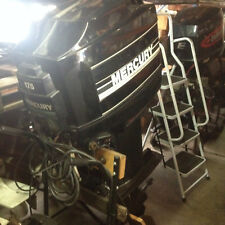 """Outboard Motor Mercury 2.5 Litre 175hp Oil Injected 25"""" Extra Long Column"""