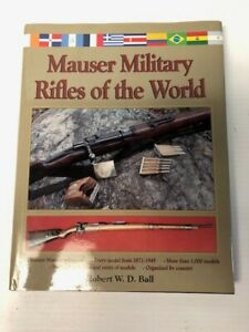 Mauser Military Rifles of the World (L80926)