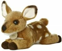 "Aurora 8"" Miyoni Fawn Plush Stuffed Animal Toy #26165"