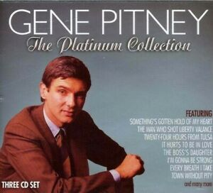 GENE PITNEY (3 CD) THE PLATINUM COLLECTION ~ GREATEST HITS ~ BEST OF