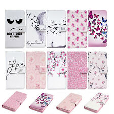 Luxury Magnetic Flip Wallet  Leather Stand Case Cover For Apple iPhone 7 8 Plus