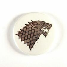 Game of Thrones - House Stark - Button Badge - 25mm 1 inch
