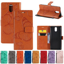 Leather Wallet Pouch Flip Card Stand Case Cover For Nokia 2.1/3.1/5.1/6.1 2018