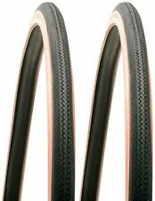 "2 X Raleigh 27"" X 1 1/4"" 32-630 Road Racing Hybrid Sports Bike Cycle Tyre T1241"