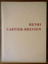 "Henri Cartier-Bresson, ""First Monograph"" MoMA 1947"