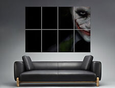 NEW JOKER Dark Night  BATMAN Art Poster Grand format A0 Large Print