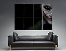 NEW JOKER Dark Night  BATMAN Art Poster Grand format A0 Large Print