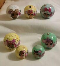LOL surprise Lot of 16 balls