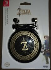 New Nintendo Switch Premium Zelda Earbuds by PDP Breath of the Wild 500-021