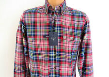 Checked Long Sleeve Casual Shirts & Tops for Men GANT